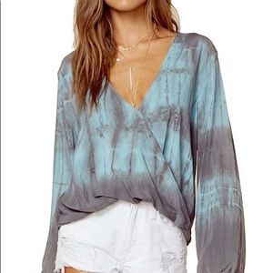 The Blue Life (Blue Moon) Hayley Blouse